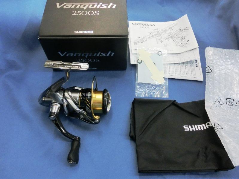 16 ヴァンキッシュ 2500S