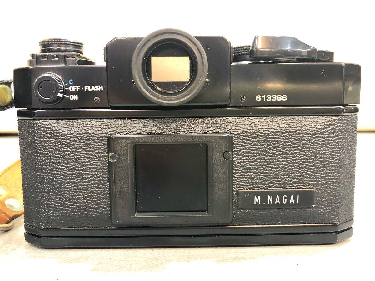 ★☆【ジャンク】CANON/キヤノン 一眼レフカメラ F-1 レンズ:CANON LENS FD 85mm 1:1.8 ☆★_画像7