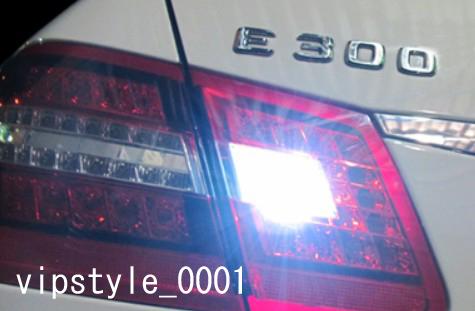 ベンツ Eクラス W212 セダン 前期 LEDバックバルブ バックランプ LED バック球 キャンセラー付 E250 E300 E350 E550 E63AMG_画像1