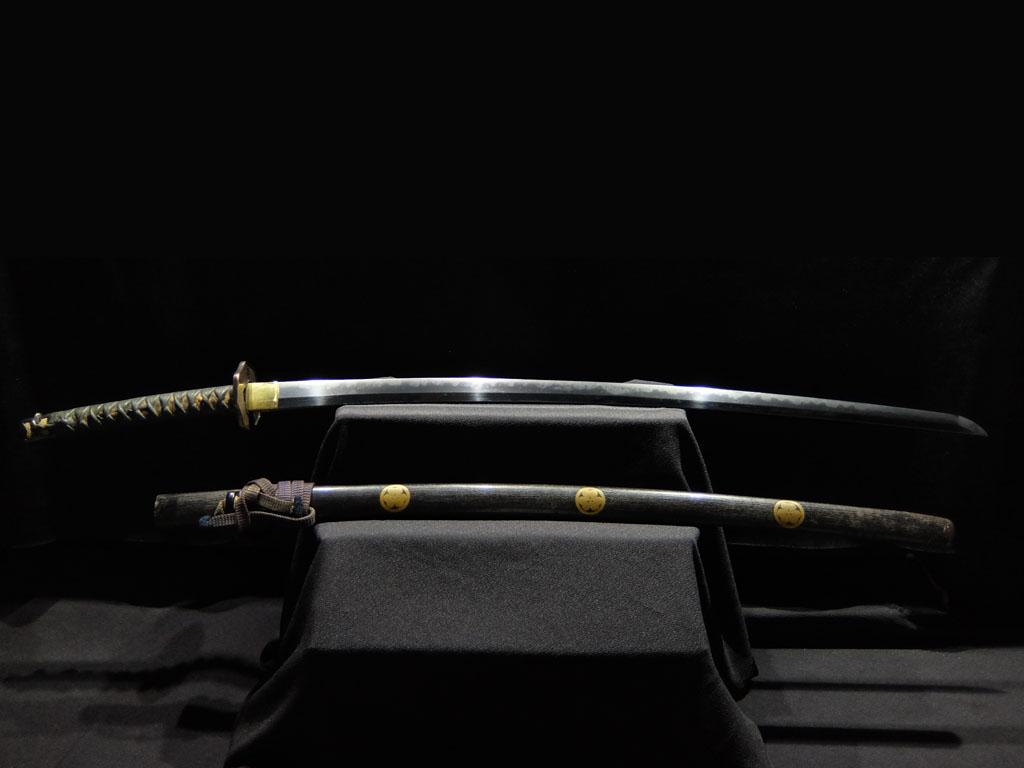 国宝級 作刀技術の粋を極めた究極の出来 奇跡の一振り 備前の巨匠「与三左衛門尉祐定」在