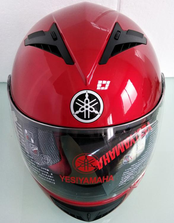 ヤマハ yamaha バイク フルフェイス ヘルメット m サイズ fp08 新品 在庫 格安 価格 処分 即日 発送_画像4