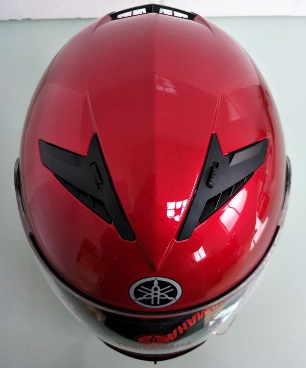 ヤマハ yamaha バイク フルフェイス ヘルメット m サイズ fp08 新品 在庫 格安 価格 処分 即日 発送_画像5