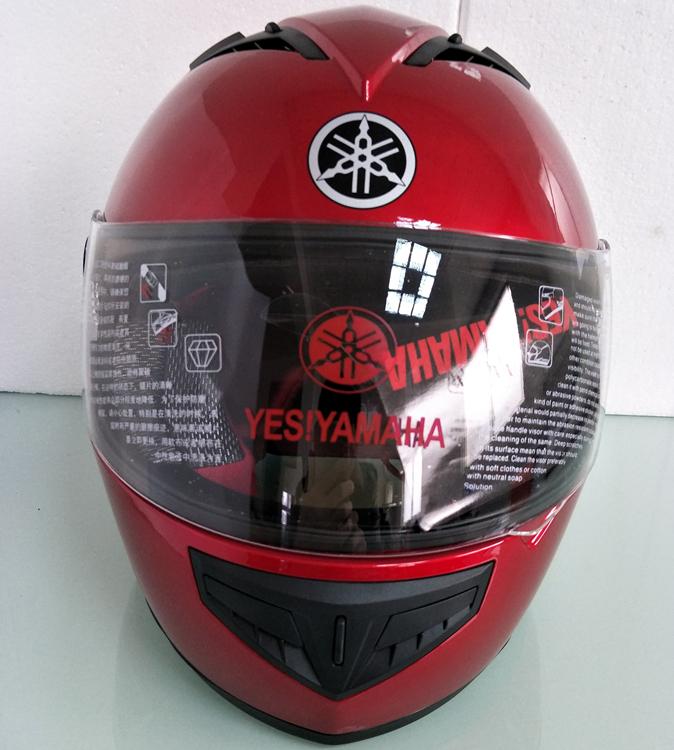 ヤマハ yamaha バイク フルフェイス ヘルメット m サイズ fp08 新品 在庫 格安 価格 処分 即日 発送_画像3