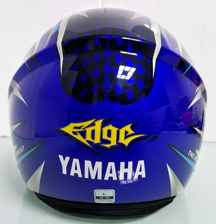 ヤマハ yamaha バイク ジェット ヘルメット L サイズ op19 新品 在庫 格安 価格 処分 即日_画像6