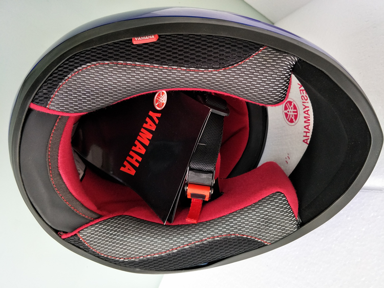 ヤマハ yamaha バイク フルフェイス ヘルメット m サイズ fp08 新品 在庫 格安 価格 処分 即日 発送_画像9