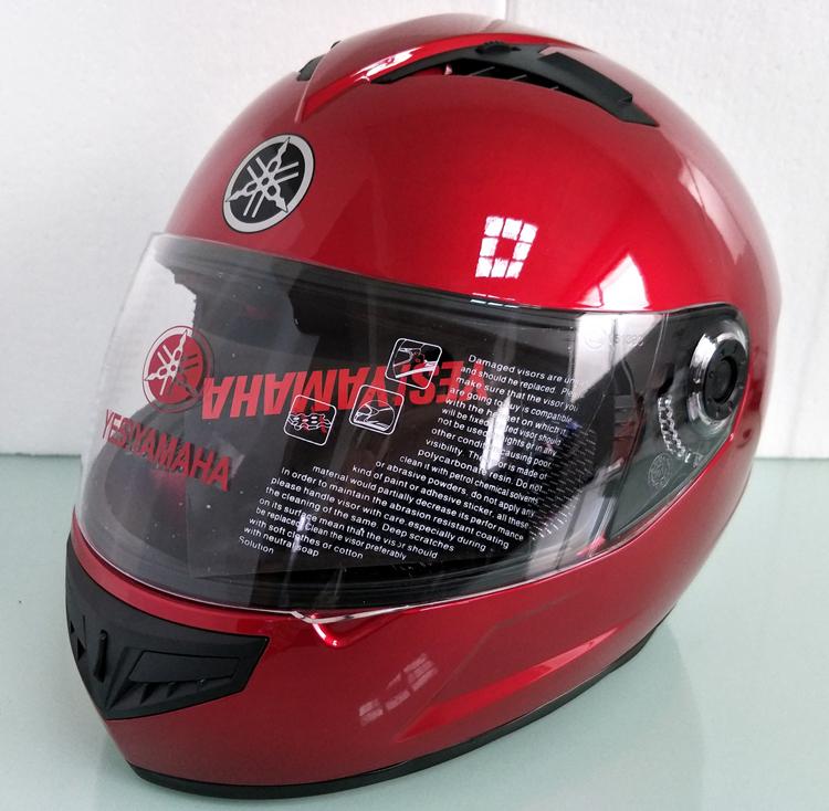 ヤマハ yamaha バイク フルフェイス ヘルメット m サイズ fp08 新品 在庫 格安 価格 処分 即日 発送_画像1