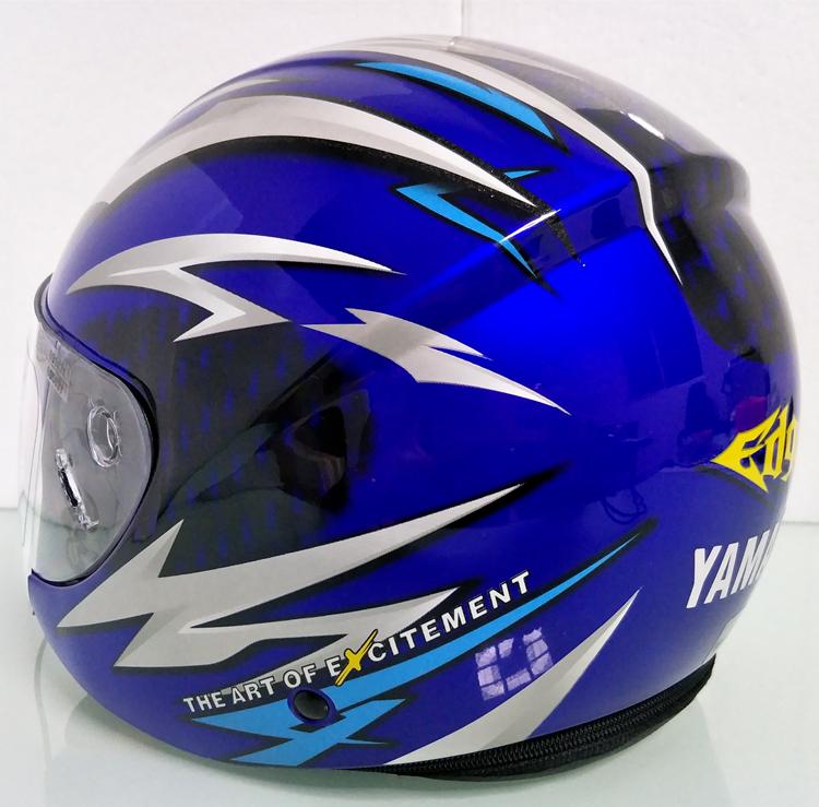 ヤマハ yamaha バイク ジェット ヘルメット L サイズ op19 新品 在庫 格安 価格 処分 即日_画像5