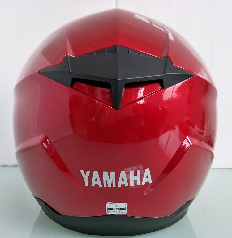 ヤマハ yamaha バイク フルフェイス ヘルメット m サイズ fp08 新品 在庫 格安 価格 処分 即日 発送_画像6
