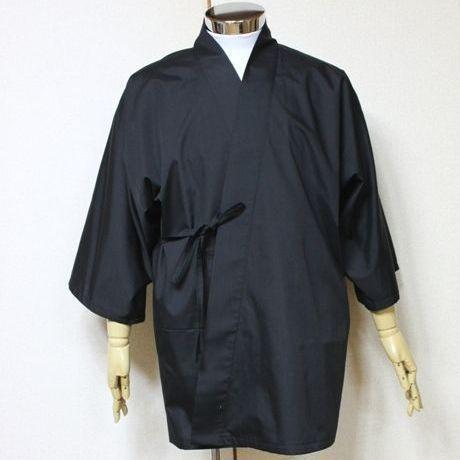 ★新品★忍者装束!たっつけ袴と道着の上下組 コスプレ★黒XL★_画像2