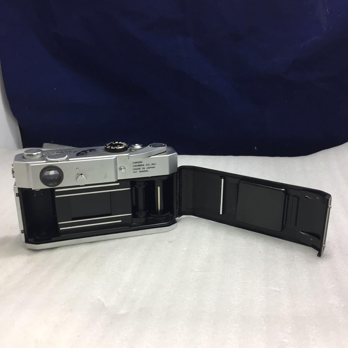 Canon レンジファインダーカメラ Canon 7 レンズ 50mm F0.95 btbt-t_画像7