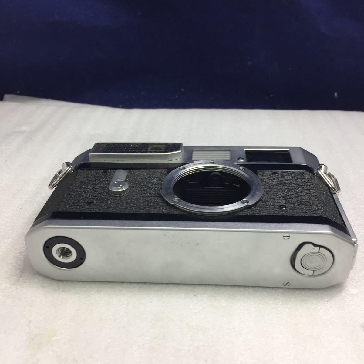 Canon レンジファインダーカメラ Canon 7 レンズ 50mm F0.95 btbt-t_画像9
