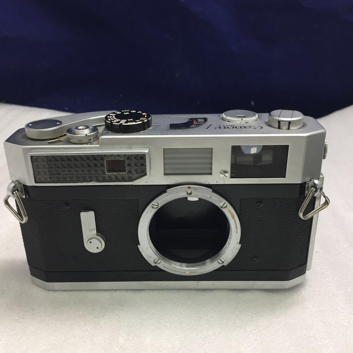 Canon レンジファインダーカメラ Canon 7 レンズ 50mm F0.95 btbt-t_画像5