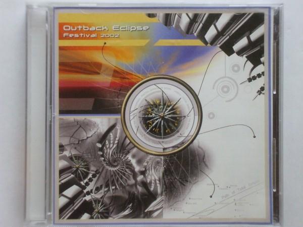 即決□V.A / Outback Eclipse Festival 2002□Psy・Eat Static・Grey Area・X-Dream□2,500円以上の落札で送料無料!!_画像1