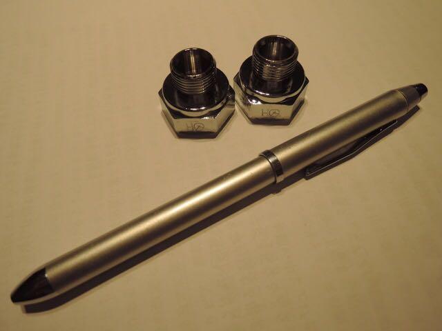 米国KOHLERコーラー社・DELTAデルタ社水栓用変換アダプター2個セット並行輸入品 輸入水栓用アダプター 好みの輸入水栓を使いましょう!_画像2