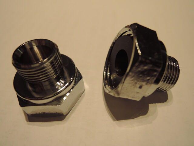 米国KOHLERコーラー社・DELTAデルタ社水栓用変換アダプター2個セット並行輸入品 輸入水栓用アダプター 好みの輸入水栓を使いましょう!_画像4