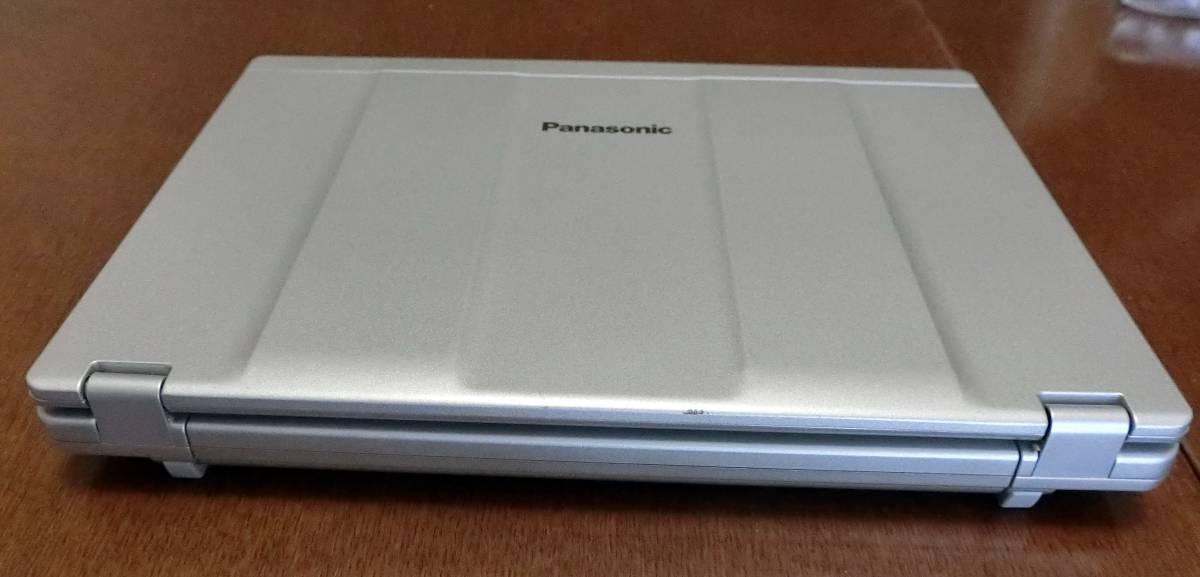 ★☆Let's note CF-SZ6RDCVS美品  メーカー保証残3年、液晶+メイン基板新品(累積使用0時間)、SSD(240GB)付き、送料無料☆★_画像9