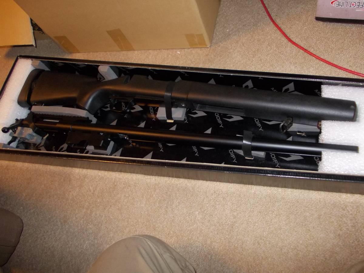 新品!送料無料!MODIFY Mod24 バトン流速SP モディファイ スナイパーライフル エアコキ SWS M24 M40