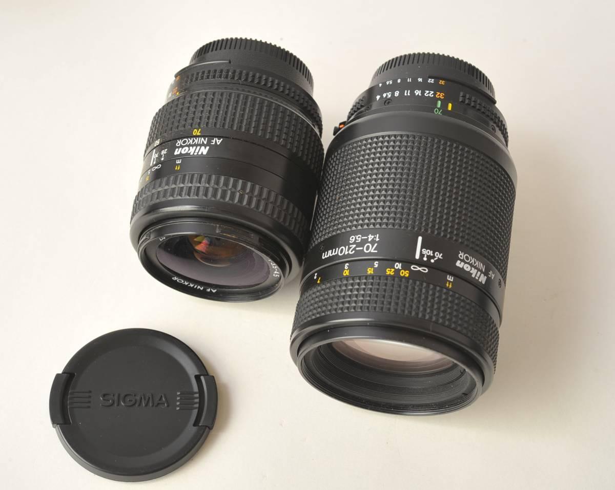 Nikon ニコン F100 カメラ レンズ ジャンク品_画像4