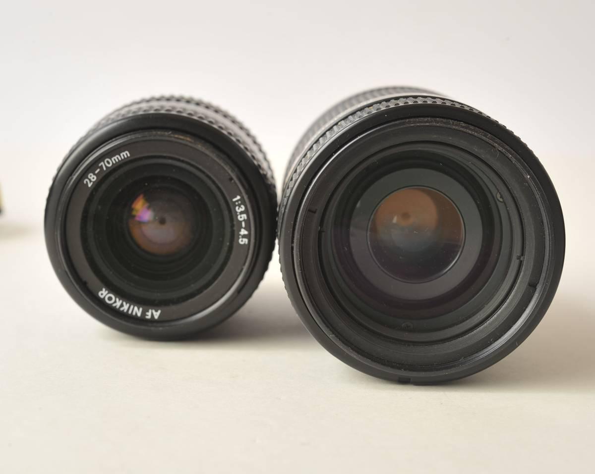 Nikon ニコン F100 カメラ レンズ ジャンク品_画像5