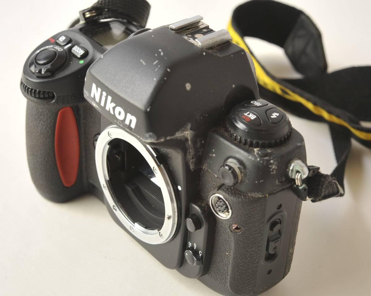 Nikon ニコン F100 カメラ レンズ ジャンク品_画像8