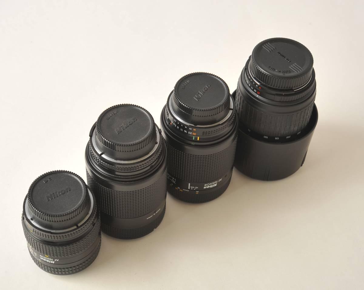 Nikon ニコン F100 カメラ レンズ ジャンク品_画像6