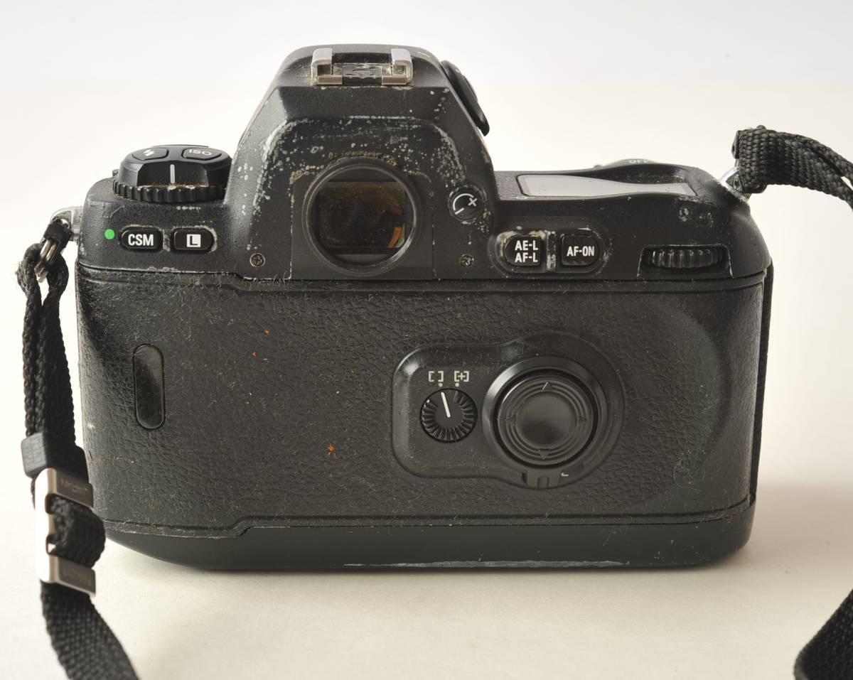 Nikon ニコン F100 カメラ レンズ ジャンク品_画像9