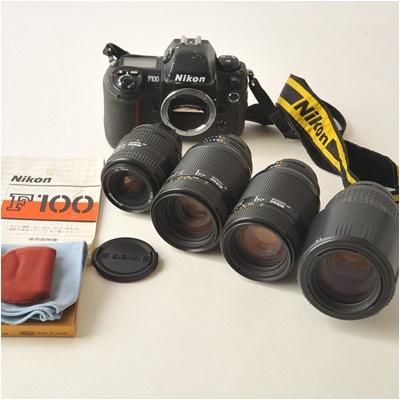 Nikon ニコン F100 カメラ レンズ ジャンク品