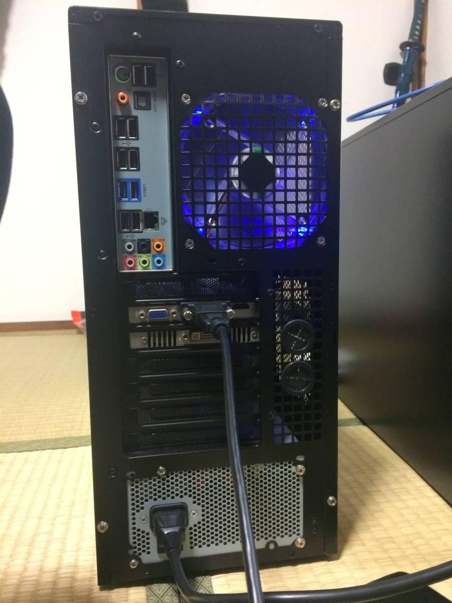★自作本体/ Core I5 / メモリ8GB/GTX 560 Ti/1TB HDD/ Officeすぐに使える_画像5