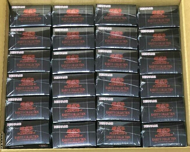 遊戯王RARITY COLLECTION 20th ANNIVERSARY EDITION レアリティコレクション2 24BOX入り 1カートン オルタナティブ 灰流うらら