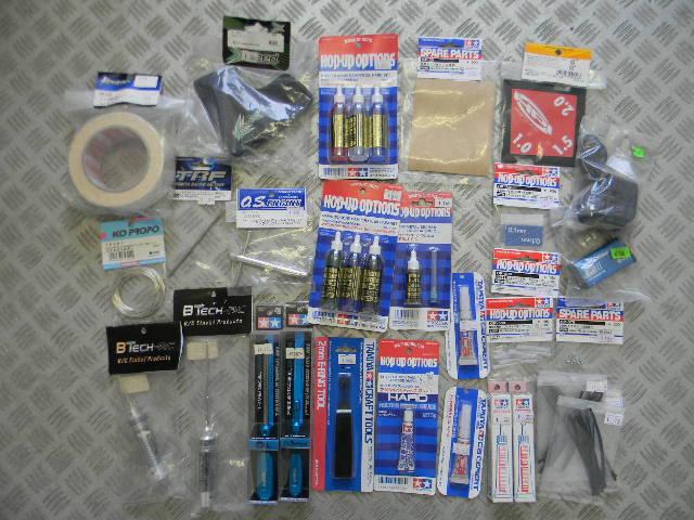 RC タミヤ工具 ドリフト ドリパケ ドリラジ 大量セット ヨコモ  バギー