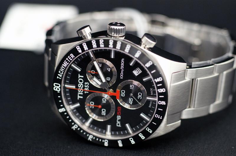 【1年保証】1円~≪新品≫ティソ TISSOT 腕時計 Tスポーツ PRS516 クロノ T044.417.21.051.0_画像2