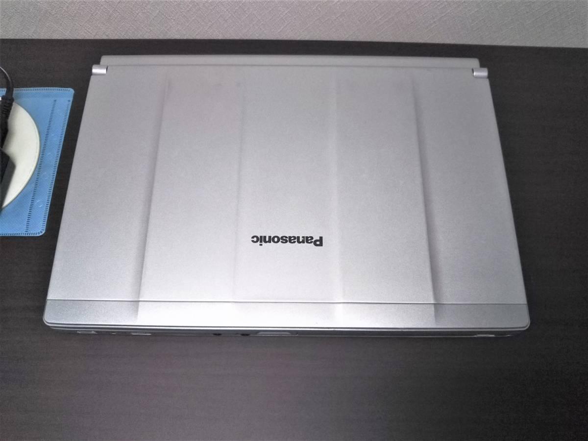 レッツノート CF-SX4EDHCS  新品大容量SSD512GB COREi5 8GB W10Pro Bios1800時間以下_画像5