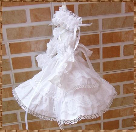 即決! SD/DD少女 お洋服 ドレス ドール服 ドルフィードリーム おもちゃ ゲーム ワンピース ドール衣装 人形 ドールワンピース18cwy004_画像2