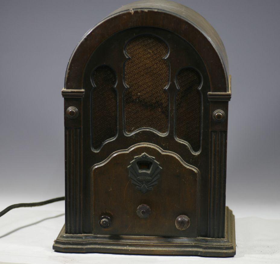 レトロラジオ SHARP DYNE 41型_画像2