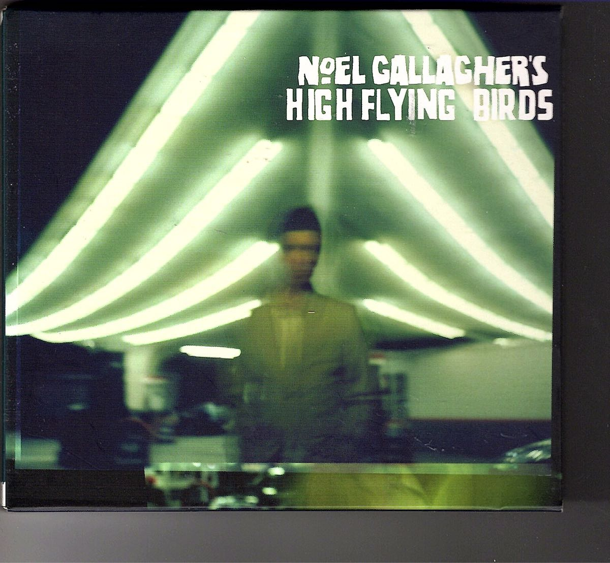 初回盤DVD付国内盤 Noel Gallagher's High Flying Birds [Noel Gallagher's High Flying Birds]