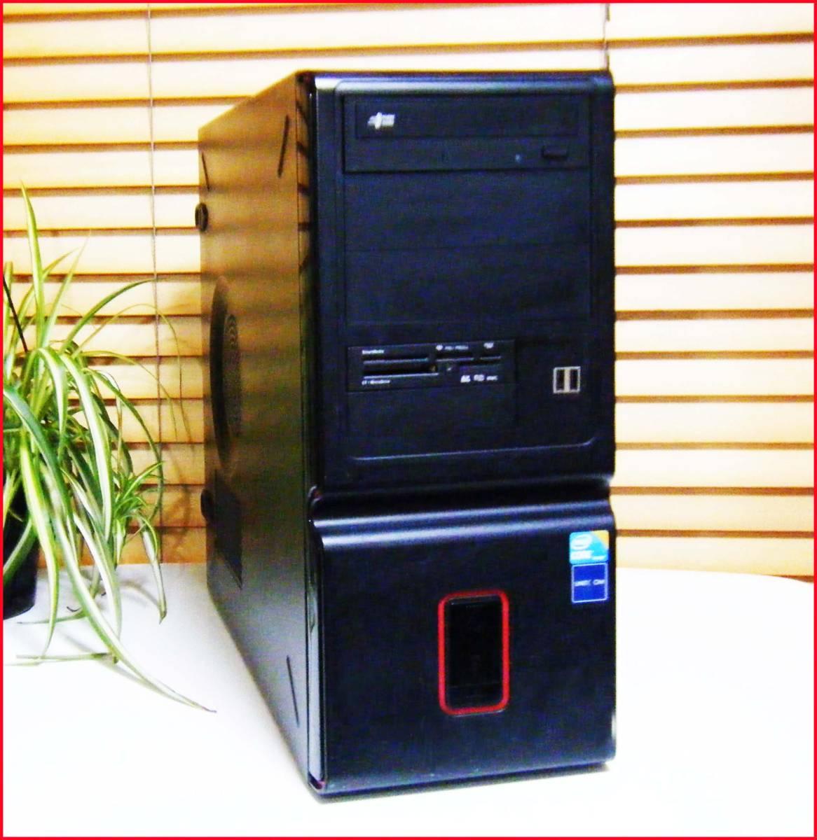 ◆ 秒速/i7 920/自作PMSI X58 ProE/新品SSD 160GB/HDD 1TB/Office2016/Win10Pro ◆_画像9