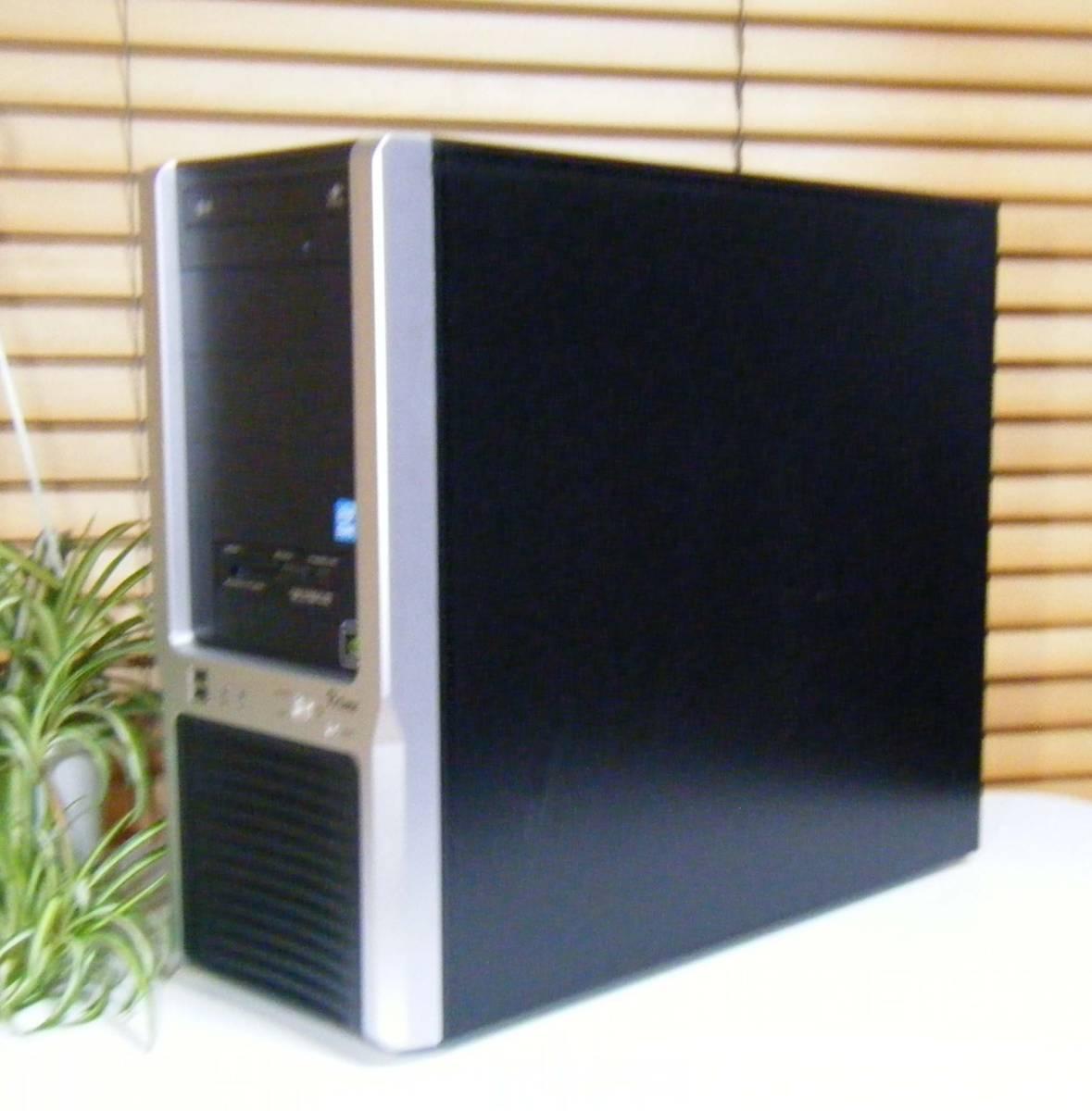 ◆ 秒速/i7 920/自作Prime X58/新品SSD 160GB/HDD 1TB/Office2016/Win10キー付 ◆_画像2