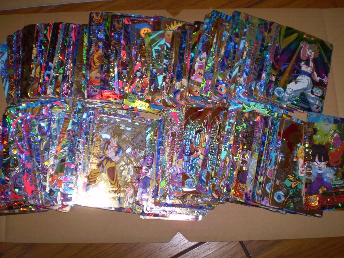 DBH ドラゴンボールヒーローズ 大量まとめて 約960枚セット SR約680枚・CP約270枚・P10枚・UR2枚_画像3