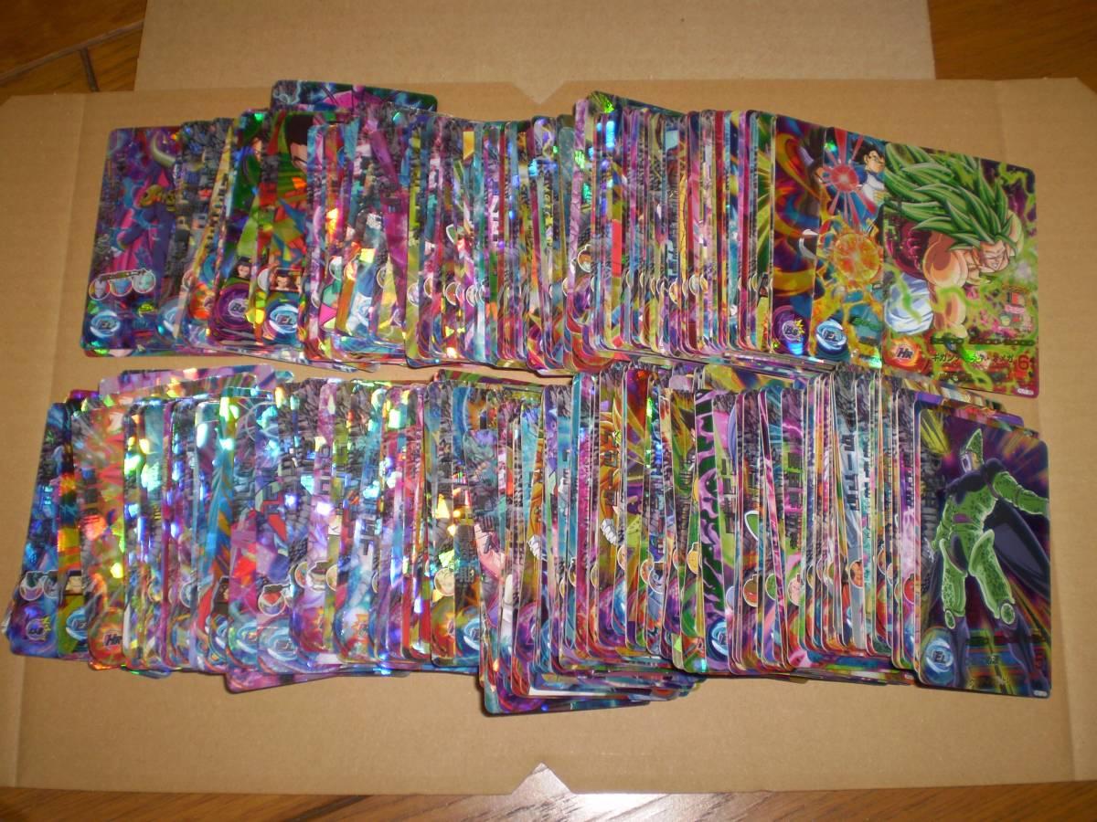 DBH ドラゴンボールヒーローズ 大量まとめて 約960枚セット SR約680枚・CP約270枚・P10枚・UR2枚_画像4