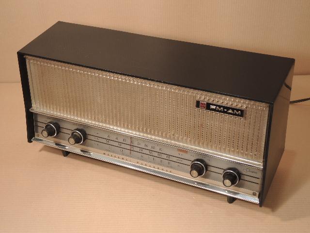 ナショナル RE-830 3バンド 真空管 ラジオ 昭和レトロ アンティーク