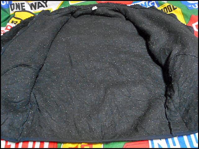 ★超希少モデル★Made in USA製アメリカ製patagoniaパタゴニアビンテージフリースジャケットレトロパイルカーディガン黒80s90s80年代90年代_画像5