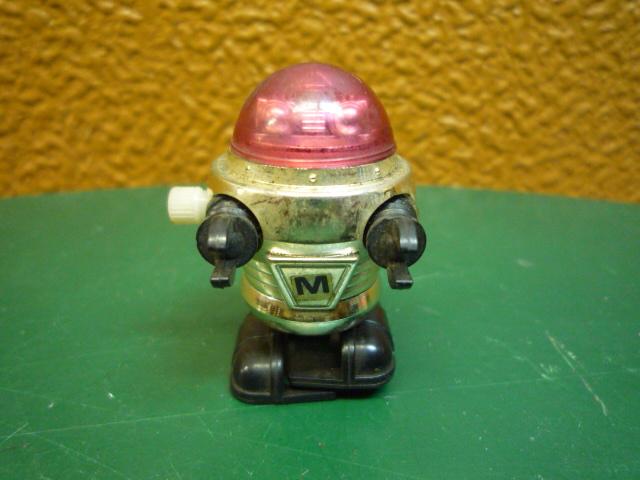 ぜんまい ぜんまい人形 ロボット ゼンマイ 1977年 TOMY トミー 1977 レトロ ヴィンテージ_画像1