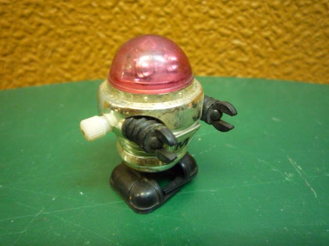 ぜんまい ぜんまい人形 ロボット ゼンマイ 1977年 TOMY トミー 1977 レトロ ヴィンテージ_画像3