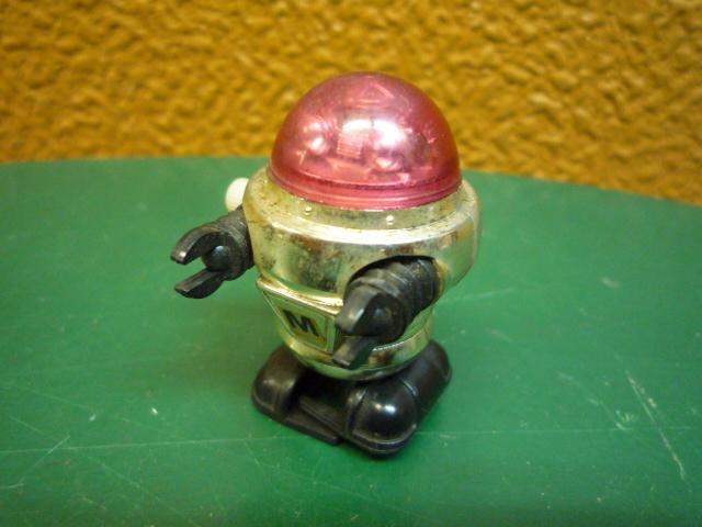ぜんまい ぜんまい人形 ロボット ゼンマイ 1977年 TOMY トミー 1977 レトロ ヴィンテージ_画像2