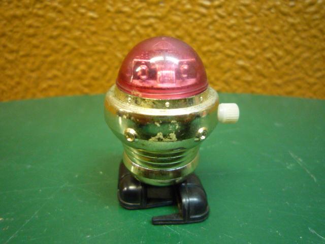 ぜんまい ぜんまい人形 ロボット ゼンマイ 1977年 TOMY トミー 1977 レトロ ヴィンテージ_画像6