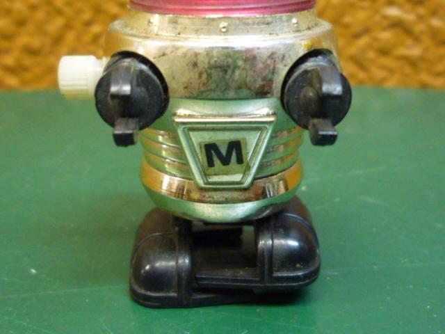 ぜんまい ぜんまい人形 ロボット ゼンマイ 1977年 TOMY トミー 1977 レトロ ヴィンテージ_画像5