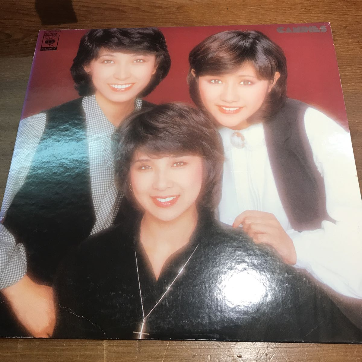 中古品/LP/レコード/キャンディーズ/CANDIES SHOP/25AH302_画像1