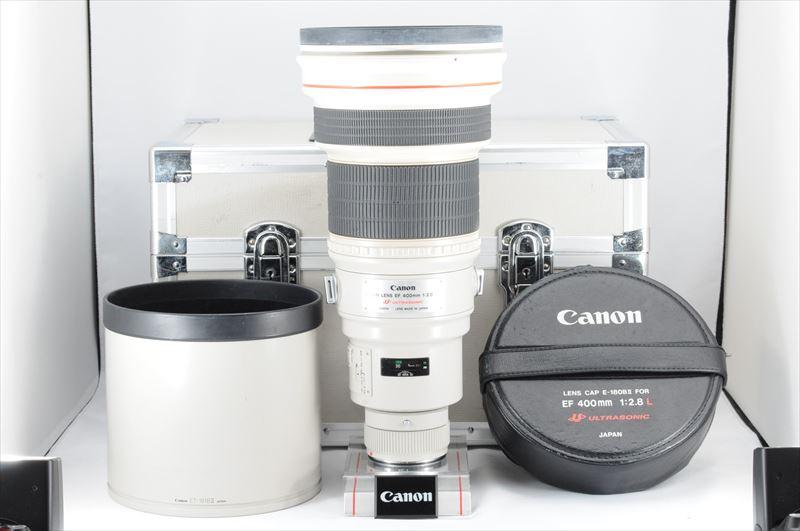 ★新品級★Canon EF 400mm F2.8 II USM 付属品有 #3280OCC