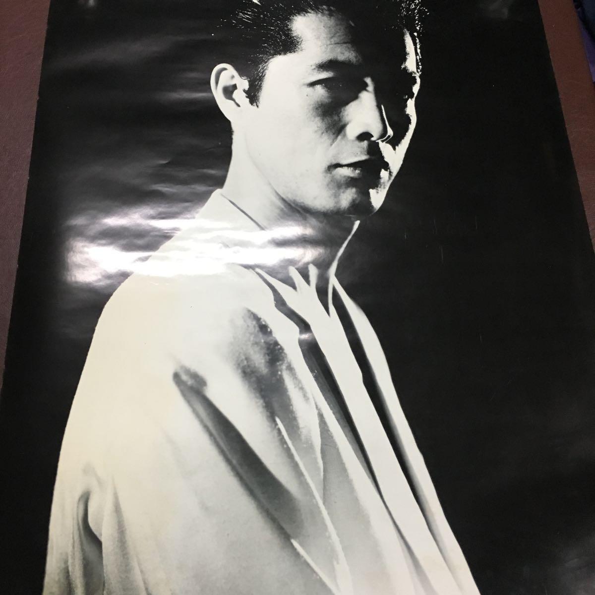 ★矢沢永吉 1980年 KAVACH( カバチ)アルバム特典ポスター 非売品