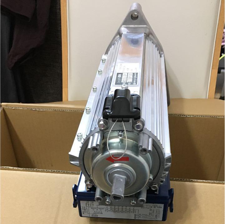 新品☆SB1014D-35R☆ 三和 シャッター 開閉機 100V用 RAX-H35 リモコン 2個付き!_画像5